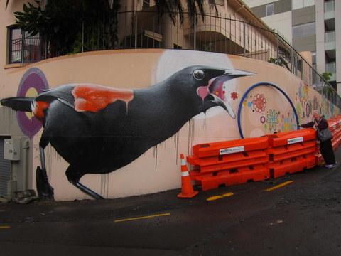 3. street art